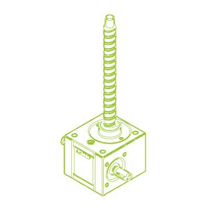 GSZ R-Ball screw 5 kN | 16x10