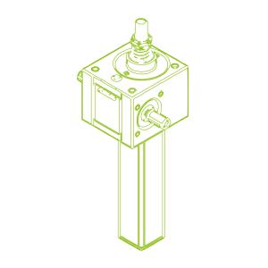 10 kN-20×4-S-Trapezoidal screw