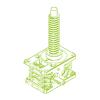 R-Ball screw 35kN | 40x5
