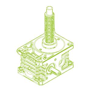 50kN-40×7-R-Trapezoidal screw