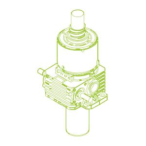 500kN-125×25-S-Ball screw