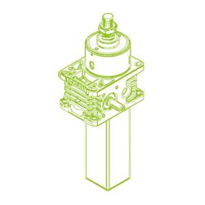 Z S-Ball screw 50kN | 40x10
