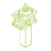 Z S-Trapezoidal screw 10kN   20x4
