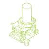 S-Trapezoidal screw 250kN | 80x16