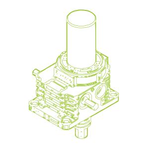 250kN-80×16-S-Trapezoidal screw