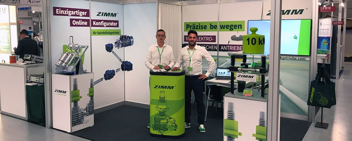 ZIMM at Sindex in Bern