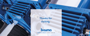 BAUMA – ZIMM was there!
