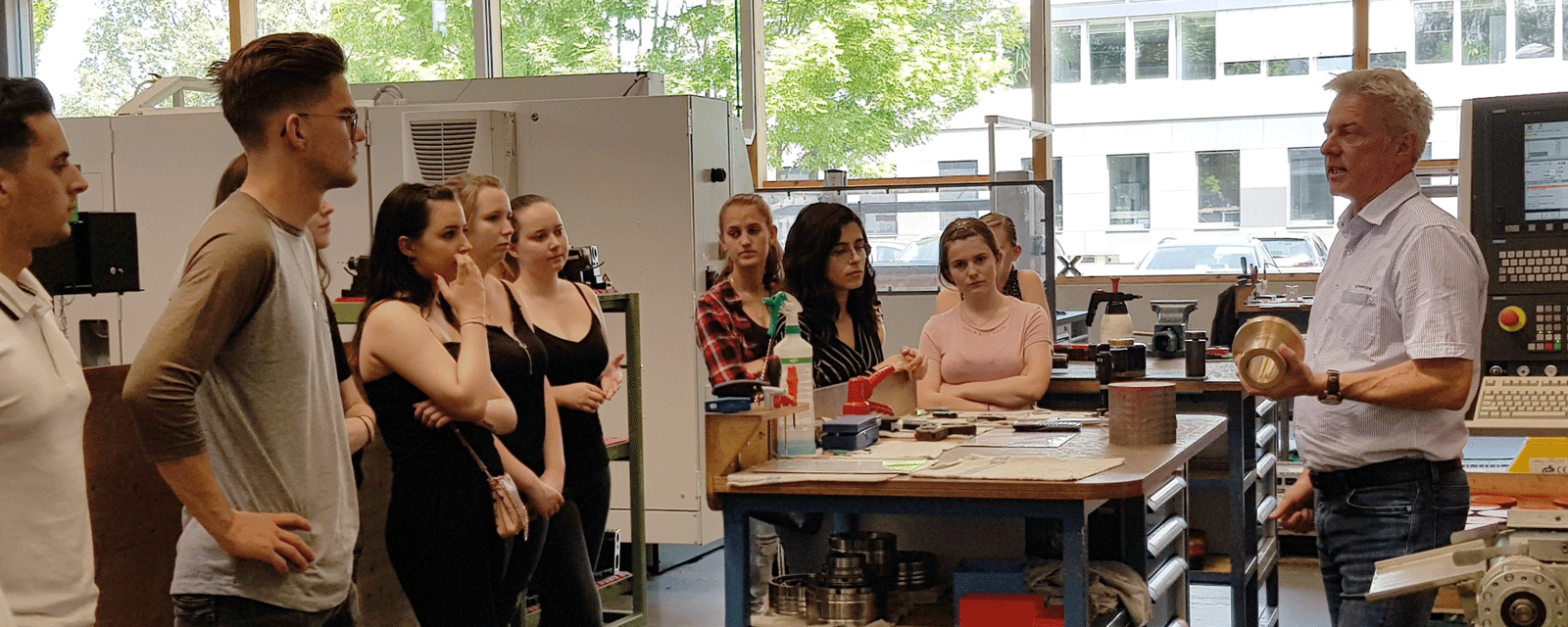 Technical College Dornbirn Visiting ZIMM