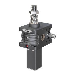 50kN-40×7-S-Trapezoidal screw