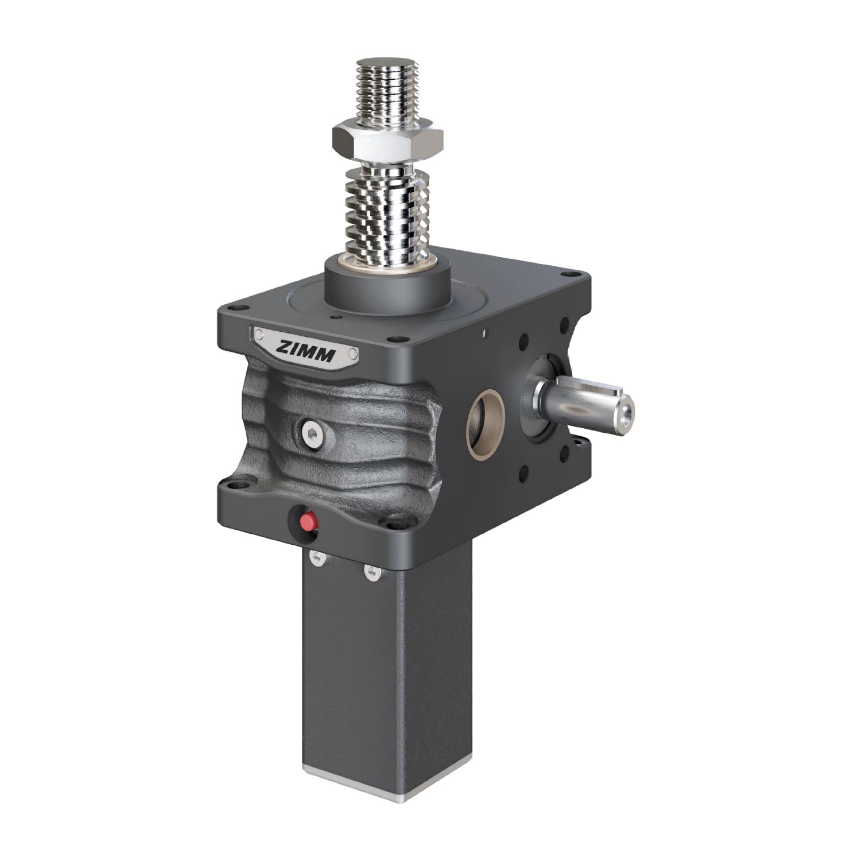 ze-h-100kn-s-trapezoidal-screw-55x9